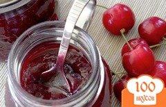 Фото рецепта: «Конфитюр из вишни»