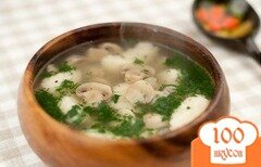 Фото рецепта: «Суп из перепелов»