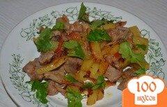 Фото рецепта: «Картошка с мясом»