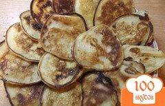 Фото рецепта: «Сливовые оладушки»