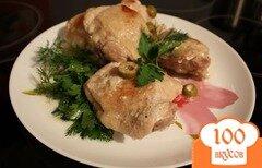 Фото рецепта: «Чесночная курица»