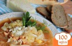 Фото рецепта: «Крестьянский капустный суп»