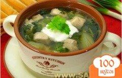 Фото рецепта: «Суп с крапивой»
