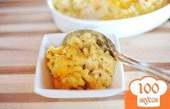 Фото рецепта: «Паста в сливочно-сырном соусе»