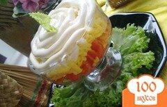 Фото рецепта: «Салат слоеный»