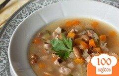 Фото рецепта: «Итальянский суп с фасолью»