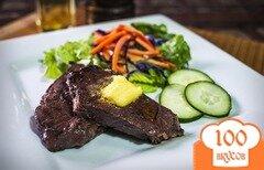 Фото рецепта: «Стейки из говядины в духовке»