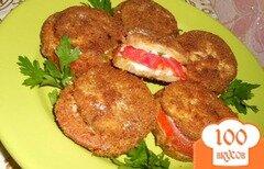 Фото рецепта: «Сэндвичи из овощей с брынзой»