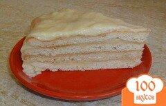 """Фото рецепта: «Торт """"Белоснежка""""»"""