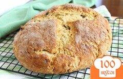 Фото рецепта: «Хлеб с содой и корицей»