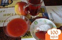 Фото рецепта: «Яблочный штрудель и яблочно клюквенный»