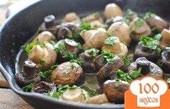 Фото рецепта: «Жареные грибы»