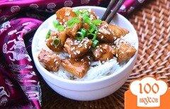 Фото рецепта: «Курица в соусе терияки»
