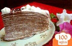 Фото рецепта: «Торт из блинчиков»