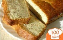 Фото рецепта: «Десертный хлеб с мятой»