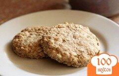 Фото рецепта: «Овсяное печенье по-шотландски»