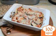 Фото рецепта: «Одно из любимейших блюд «Баклажаны пармиджано» (запеченные баклажаны)»