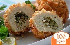 Фото рецепта: «Рыбные зразы Каштаны»