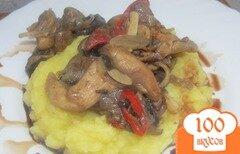 Фото рецепта: «Пикантное грибное ассорти»
