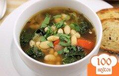 Фото рецепта: «Суп фасолевый в мультиварке»