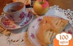 Фото рецепта: «Венский яблочный пирог»