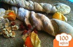 Фото рецепта: «Крученые багеты»
