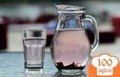 Фото рецепта: «Напиток из базилика»