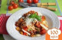 Фото рецепта: «Спагетти под овощным Bolognese»