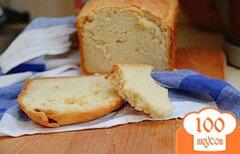 Фото рецепта: «Молочный хлеб в хлебопечке»