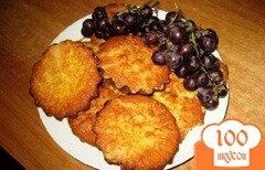 Фото рецепта: «Виноградные кексы с десертным вином»