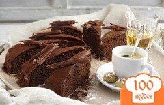 Фото рецепта: «Шоколадный пирог»