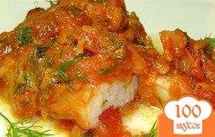 Фото рецепта: «Рыба под маринадом в мультиварке»