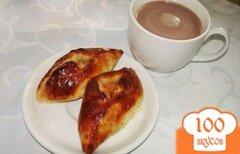 Фото рецепта: «Пирожки с персиком»