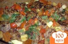 Фото рецепта: «Фрикадельки с овощами»