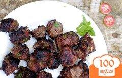 Фото рецепта: «Шашлык из баранины с уксусом»