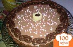 Фото рецепта: «Шоколадный торт без выпечки»