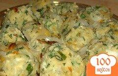 Фото рецепта: «Картофельные тефтельки»