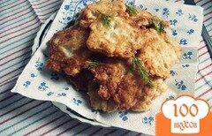 Фото рецепта: «Куриные котлеты с майонезом»