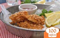 Фото рецепта: «Рыбные палочки»