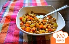 Фото рецепта: «Чечевичный суп»