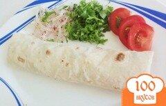 Фото рецепта: «Турецкий фаст-фуд - тантуни»