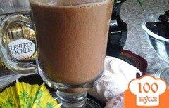 Фото рецепта: «Шоколадно-имбирный напиток»