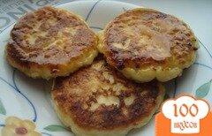 Фото рецепта: «Сырники медовые»