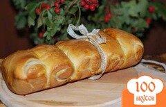 "Фото рецепта: «Японский молочный хлеб ""Hokkaido""»"