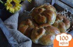 Фото рецепта: «Маковые булочки»