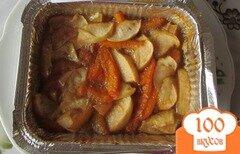 Фото рецепта: «Яблоки по украински»