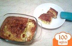 Фото рецепта: «Сливочная запеканка из кабачков»