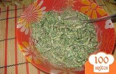 Фото рецепта: «Салат из щавеля»