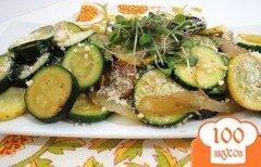 Фото рецепта: «Соте из кабачков и цуккини»