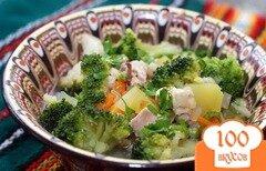 Фото рецепта: «Суп из брокколи»